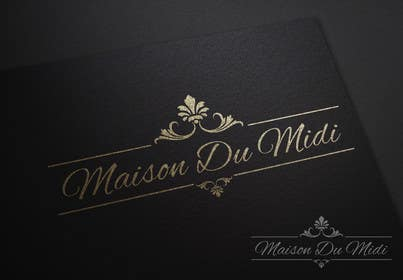 #83 for Design a Logo for maison du midi by SergiuDorin
