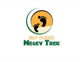 "#16 untuk Design a Logo for a travel website- ""SELF GUIDED NEGEV TREK"" oleh dannnnny85"