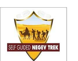 "#71 untuk Design a Logo for a travel website- ""SELF GUIDED NEGEV TREK"" oleh swethanagaraj"