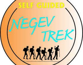 "#55 untuk Design a Logo for a travel website- ""SELF GUIDED NEGEV TREK"" oleh goga0010"