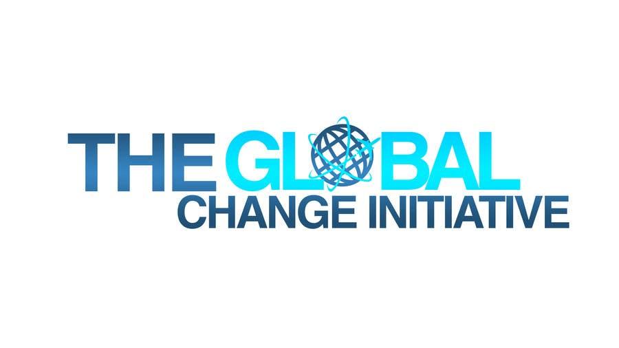 Inscrição nº                                         48                                      do Concurso para                                         Design a Logo for The Global Change Initiative