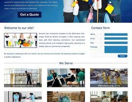#1 cho Design a Website Mockup for a company bởi vimegsquare123