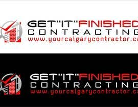 "#68 untuk Get ""IT"" Finished Contracting Company Logo Required! oleh advway"