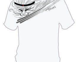 #38 para Разработка дизайна футболки for Тайшу por ilustraccion