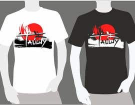 #17 para Разработка дизайна футболки for Тайшу por CioLena