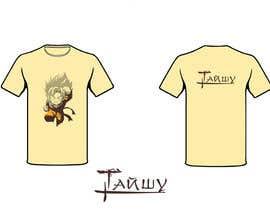 #8 for Разработка дизайна футболки for Тайшу af mishasvetenco