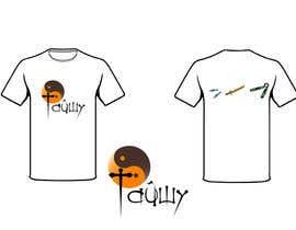 #10 para Разработка дизайна футболки for Тайшу por mishasvetenco