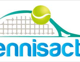 nº 8 pour Make a logo for TennisActu a new rebranding website about tennis par swethanagaraj