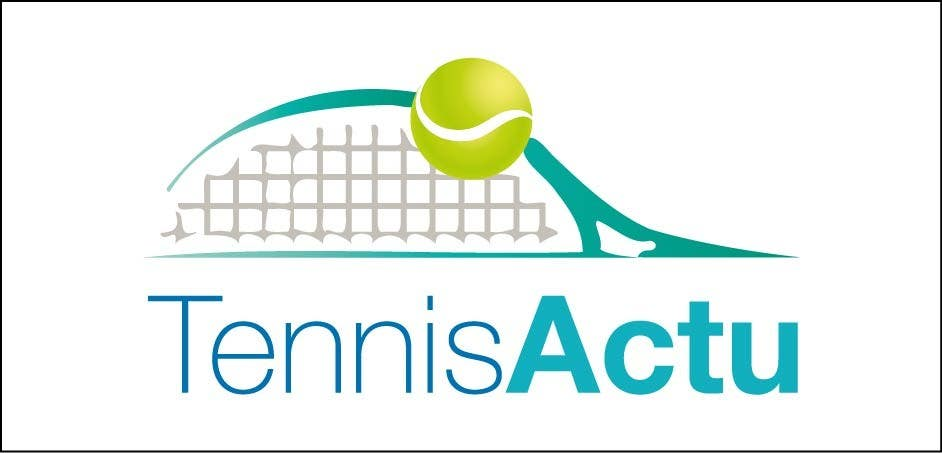 Proposition n°15 du concours Make a logo for TennisActu a new rebranding website about tennis