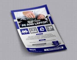 Nro 14 kilpailuun Design a Flyer For Computer / Phone Repair käyttäjältä meenapatwal