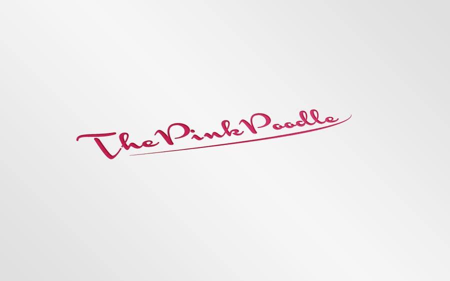 Bài tham dự cuộc thi #40 cho Design a Logo for The Pink Poodle