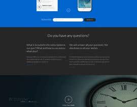Nro 8 kilpailuun Website Design- UX/UI käyttäjältä toukirkhandakar