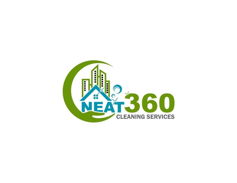 #71 for Design a Logo for Neat 360 Cleaning Services by hendy2004