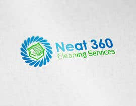 #16 para Design a Logo for Neat 360 Cleaning Services por LogoFreelancers