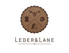 katarzynagruca tarafından Leder&Lane logo design için no 25