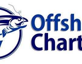#14 para Design a Logo for Offshore Fishing Charters por bobbyank090