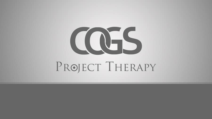 #1 for Design a Logo for COGS Project Therapy by blesson102