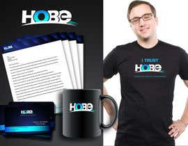 nº 907 pour Logo Design for Hobe par dyeth