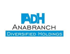 #84 for Design a Company Logo for 'Anabranch Diversified Holdings' af motim