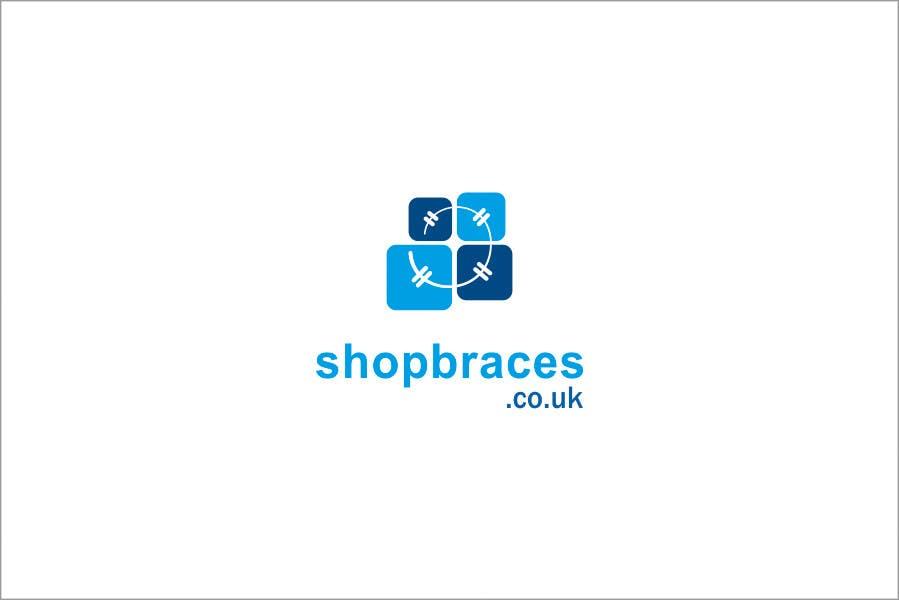 Contest Entry #141 for Design a Logo for shopbraces.co.uk