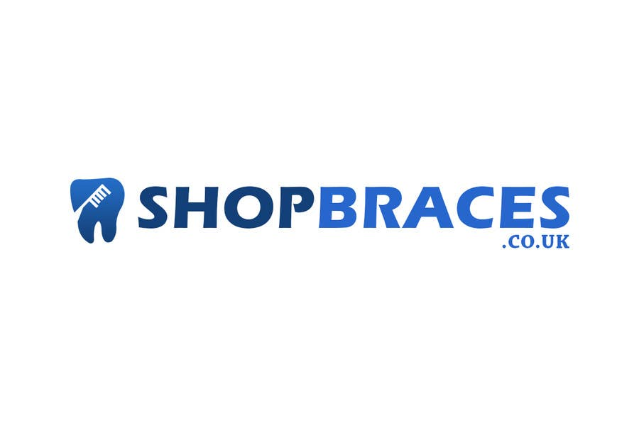 Contest Entry #115 for Design a Logo for shopbraces.co.uk