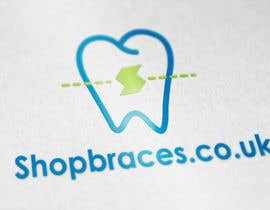 nº 12 pour Design a Logo for shopbraces.co.uk par LogoFreelancers