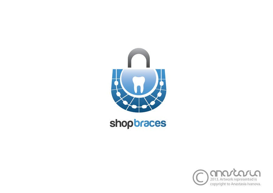 Proposition n°95 du concours Design a Logo for shopbraces.co.uk