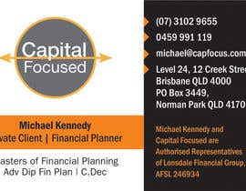 #7 for Design Business Cards and a logo for Capital Foundations an insurance advice business by linokvarghese