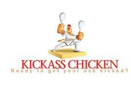 #18 para Design a Cool Logo for my chicken shop por GarNetTeam