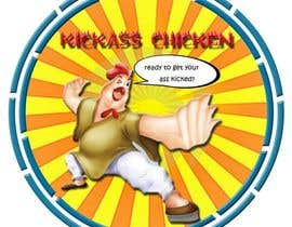 #19 untuk Design a Cool Logo for my chicken shop oleh GarNetTeam