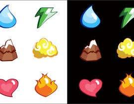 #13 untuk Illustrate Gems for Animon Game oleh Meer27