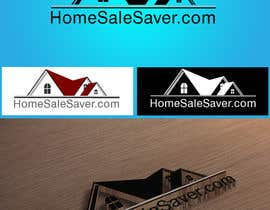 nº 63 pour Design a Logo for Home Sale Saver par jamshaidrazaCG
