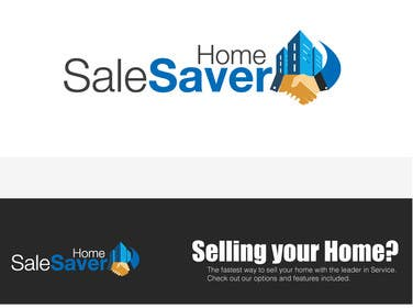 #33 para Design a Logo for Home Sale Saver por creativeartist06