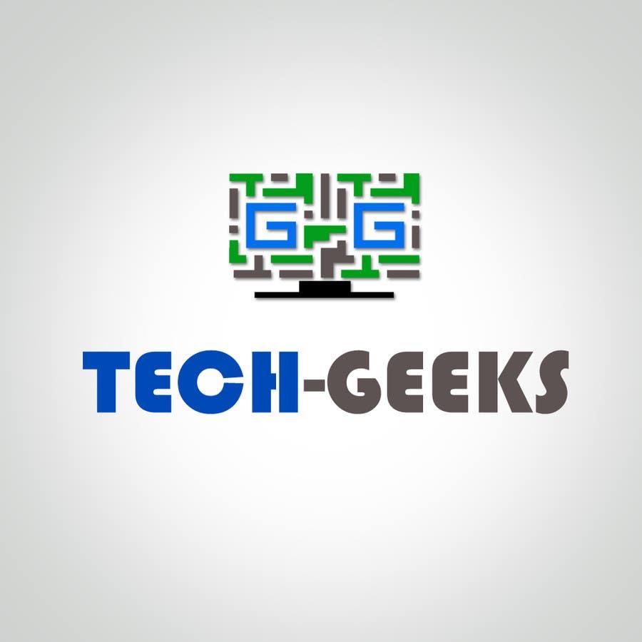 Penyertaan Peraduan #54 untuk Design a Logo for a computer buisness