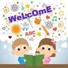 Graphic Design Entri Peraduan #18 for Childbook author website homepage illustration