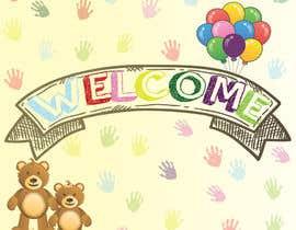 #10 untuk Childbook author website homepage illustration oleh colakovski123