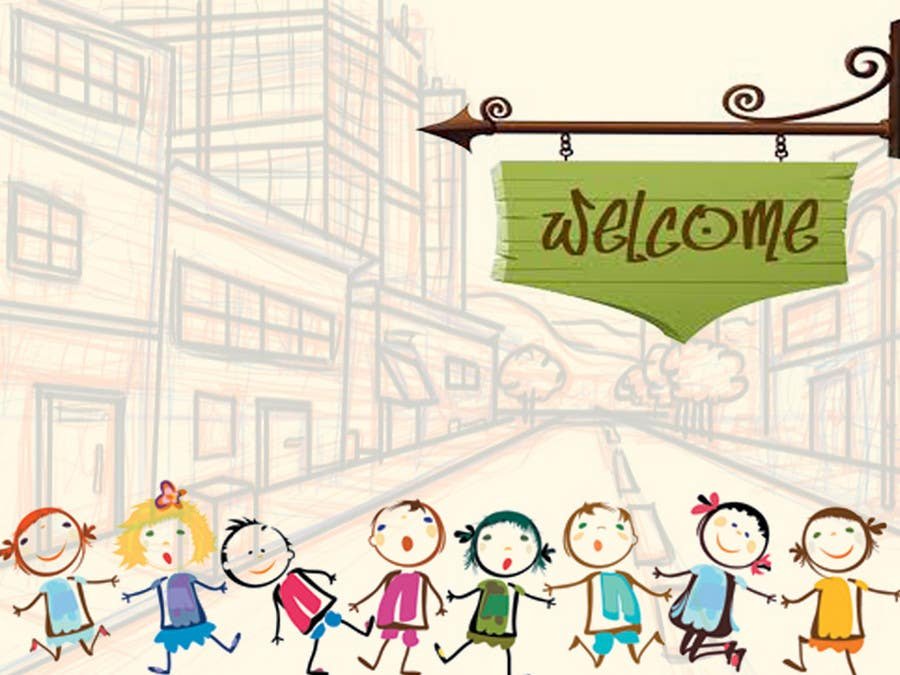 Penyertaan Peraduan #                                        3                                      untuk                                         Childbook author website homepage illustration
