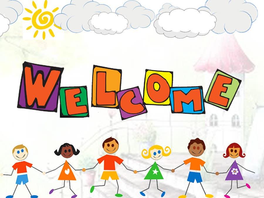 Penyertaan Peraduan #                                        22                                      untuk                                         Childbook author website homepage illustration