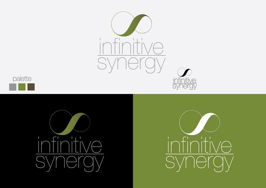 #100 for Design a Logo/Corporate Identity for INFINITIVE SYNERGY by wehaveanidea