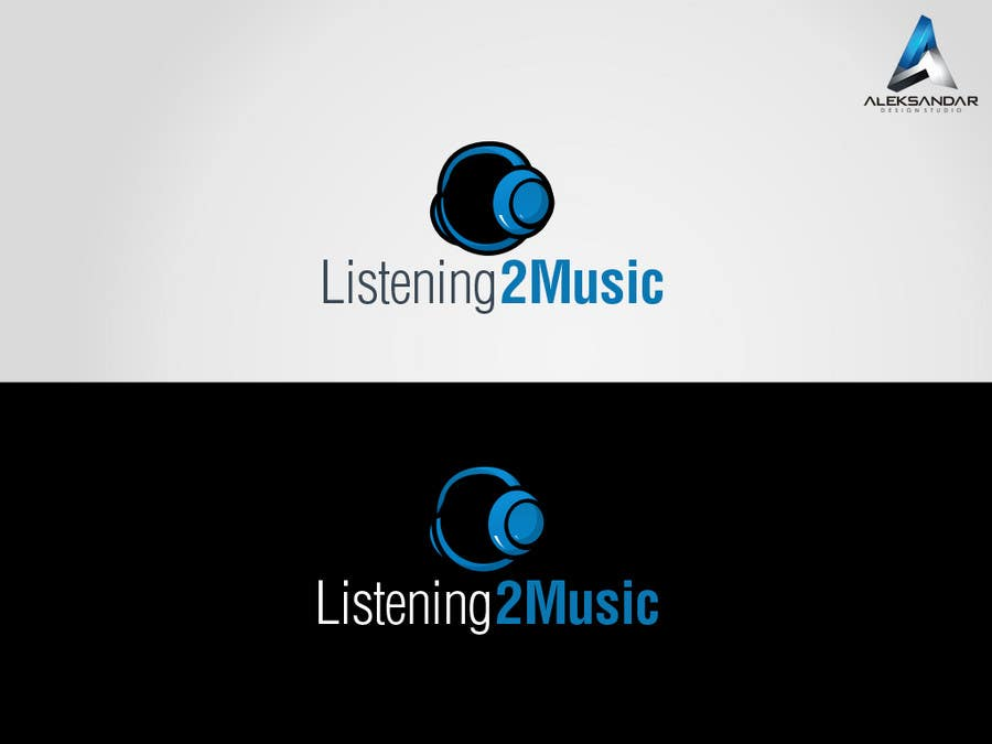 Inscrição nº 35 do Concurso para Logo Design for Listening to music