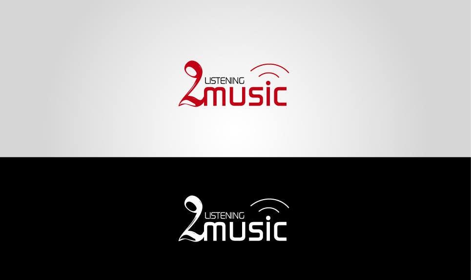 Bài tham dự cuộc thi #67 cho Logo Design for Listening to music