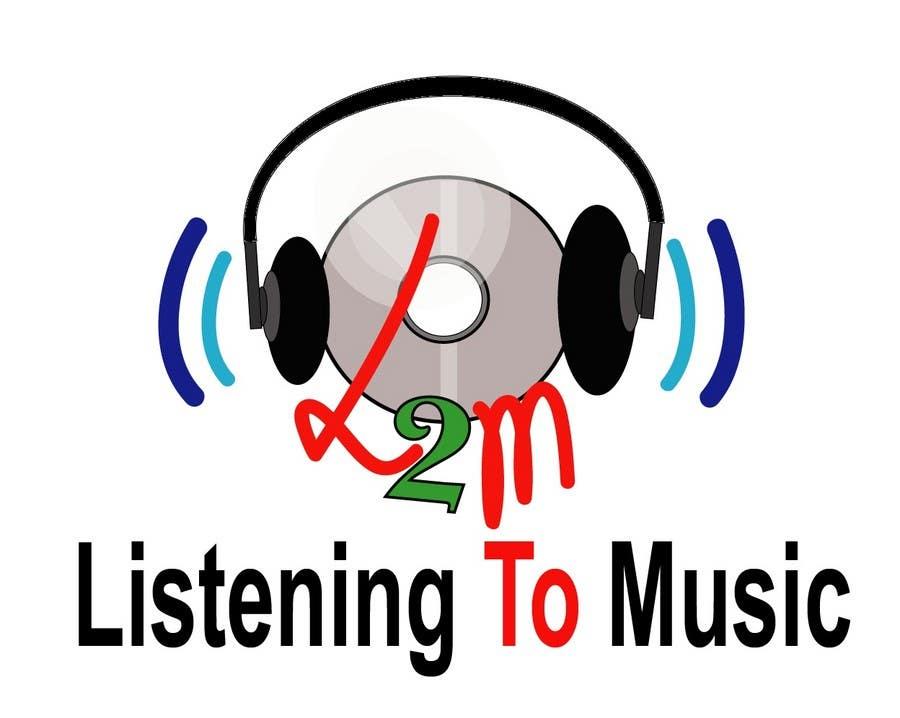 Bài tham dự cuộc thi #116 cho Logo Design for Listening to music