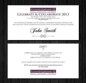 #1 for Design a DL Size invitation for End of Year Celebration by Mimi214