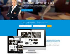 #18 for A new UX design for our home page af ervanfahren