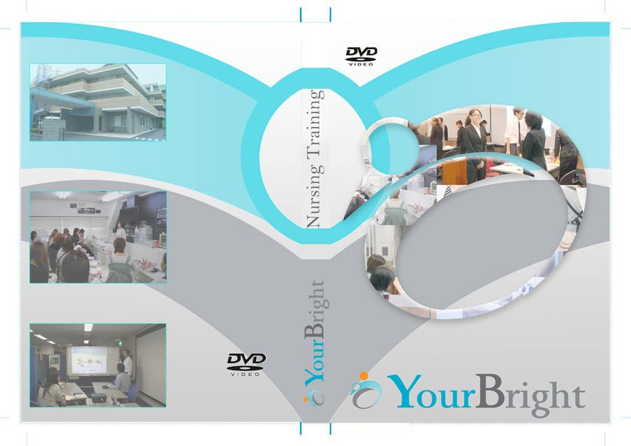 Kilpailutyö #11 kilpailussa DVD case design