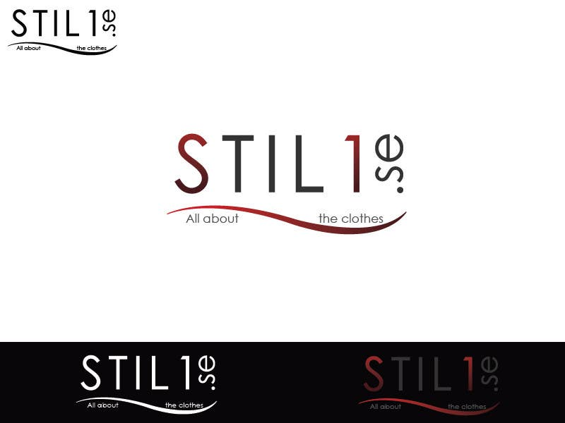 Kilpailutyö #5 kilpailussa Designa en logo for Stil1.se