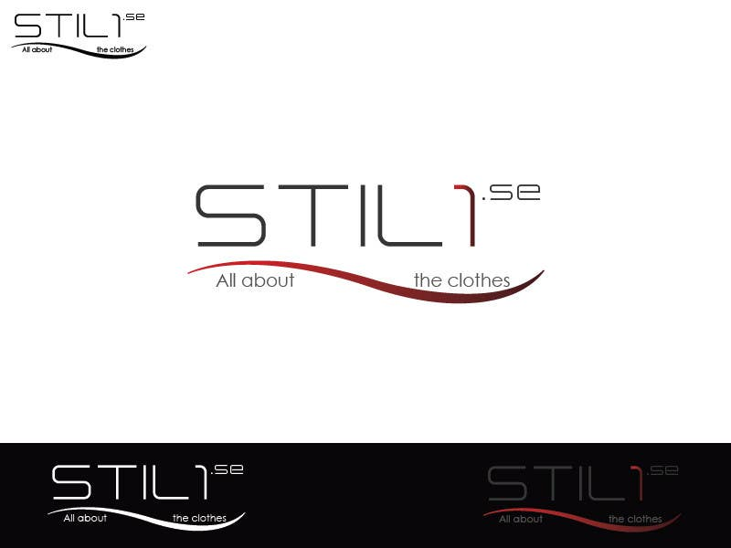Kilpailutyö #7 kilpailussa Designa en logo for Stil1.se