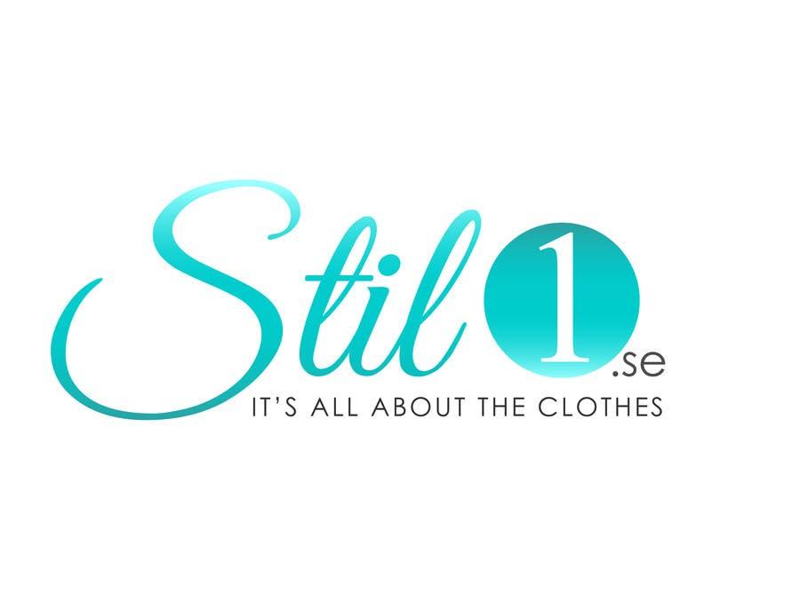 Kilpailutyö #29 kilpailussa Designa en logo for Stil1.se