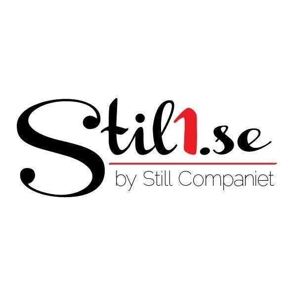 Kilpailutyö #58 kilpailussa Designa en logo for Stil1.se