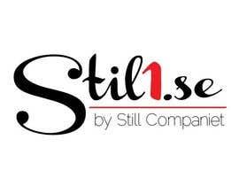 Nro 58 kilpailuun Designa en logo for Stil1.se käyttäjältä CamilaCaetano